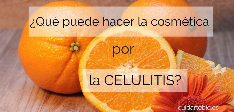 ¿Puede la cosmética quitar la celulitis? (II parte Celulitis)